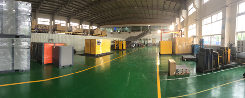 firstAir production hall