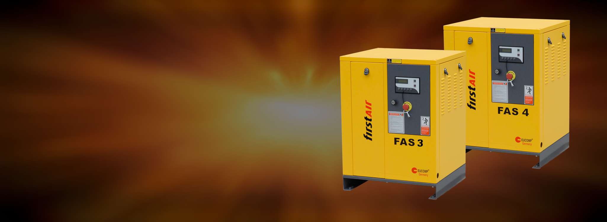 firstAir compressors sizes
